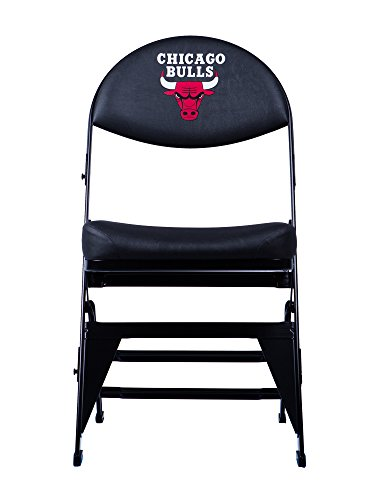 Spec Seats Official NBA Licensed X-Frame Courtside Seat Chicago Bulls by Spec Seats