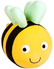 Petface Latex Bert The Bee with Squeaker Dog Toy