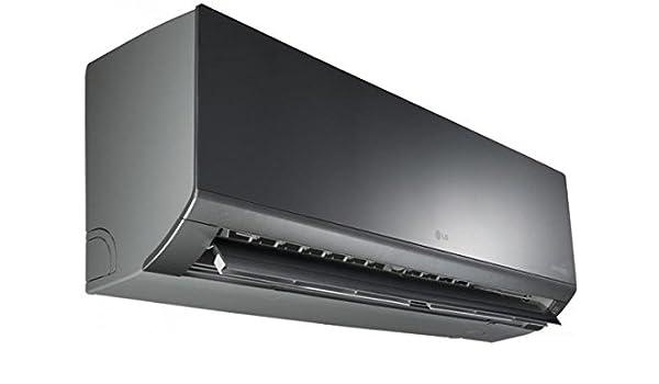 LG MS12AWR NB0 Unidad interior de - Aire acondicionado (220-240 V, 50 Hz, 39 dB, Montar en la pared, 510 m³/h, 570 m³/h): Amazon.es: Bricolaje y herramientas