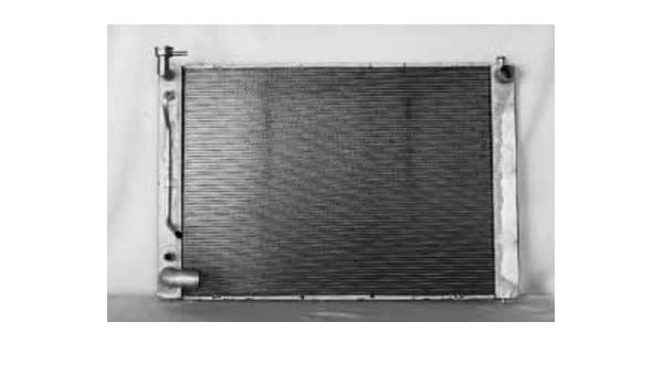 RX330 3.3 2003 TO 2006 PLASTIC /& ALUMINIUM BRAND NEW RADIATOR LEXUS RX300 3.0