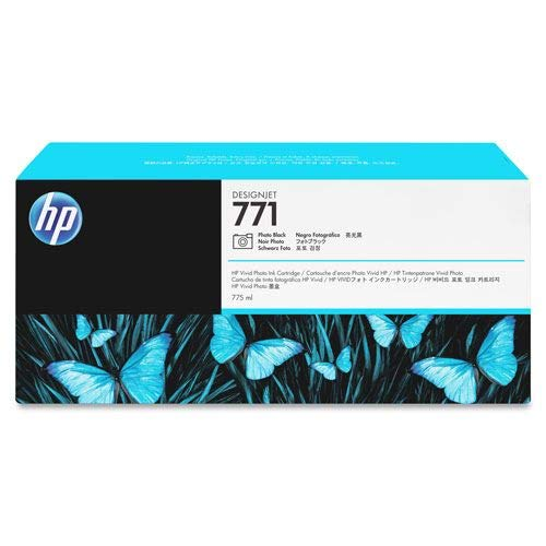 - Hp B6Y21A 771A Photo Black Original Ink Cartridge