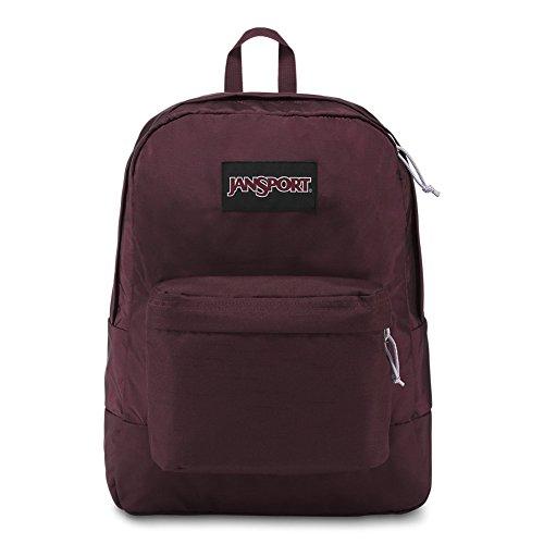 (JanSport Black Label Superbreak Backpack - Dried Fig - Classic, Ultralight)