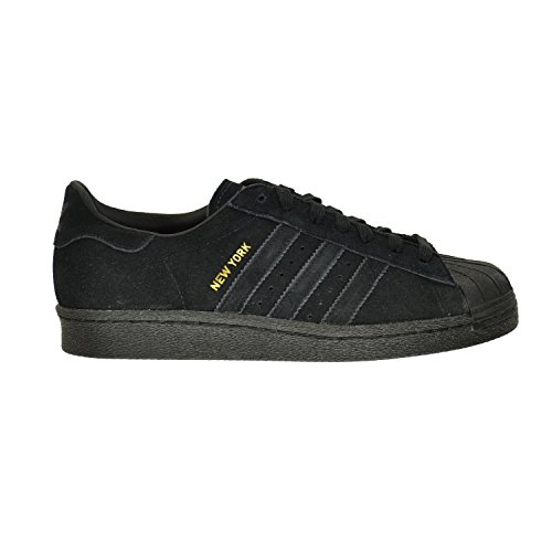 Adidas Superstar 80s City Series New York Men's Shoes Core Black b32737  (10.5 D(M) US)