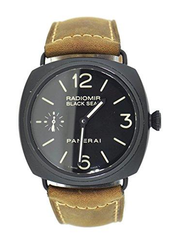 Panerai Radiomir Automatic-self-Wind Male Watch PAM00292 (Certified Pre-Owned)