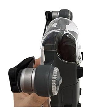 O'woda DJI Spark Camera Cover Front 3D Sensor System Screen Cover Len Protective Cap Transportation Protector for DJI Spark