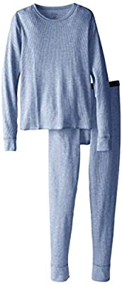 Hanes Big Boys' Thermal Underwear Set