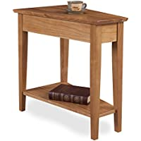 Leick 10074-DS Desert Sands Recliner Wedge End Table
