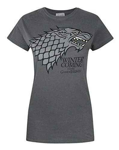 Game Of Thrones Stark Winter Is Coming Women's T-Shirt