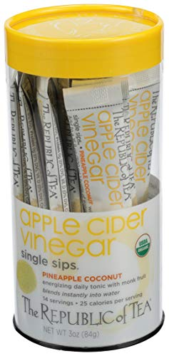 Apple Cider Vinegar Pineapple Coconut - 14 Counts from The Republic of Tea