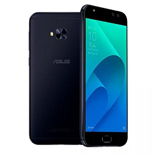 Smartphone Asus Zenfone 4 Selfie Pro, Preto, ZB552KL, Tela de 5.5