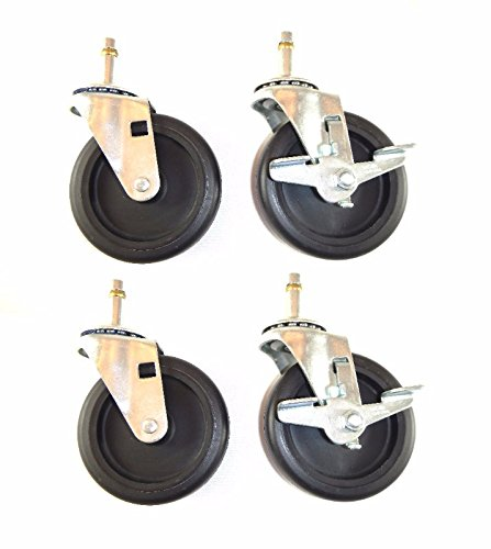 (Four) Swivel Caster with 4