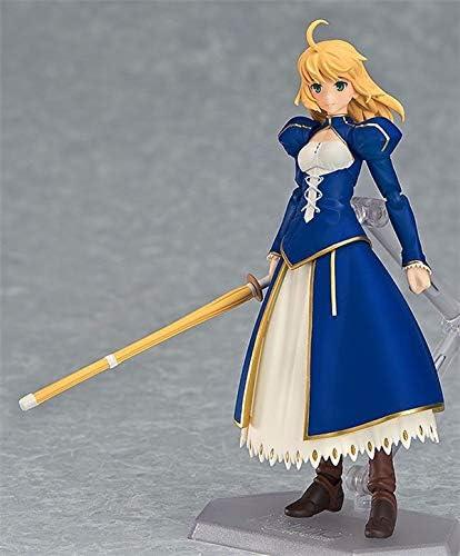 Figma EX-041 Fate saber white gun gift figure cartoon doll dolls toys new