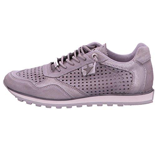 Sneaker Grigio C848 Donna Cetti Argento 1fqpnx
