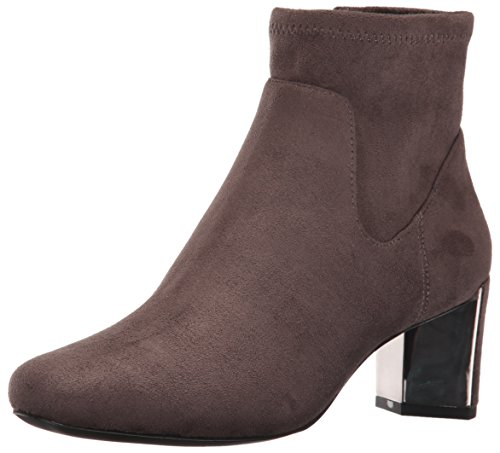 Bootie Ankle Women's West Nine Grey Falup Dark xIwH55ft