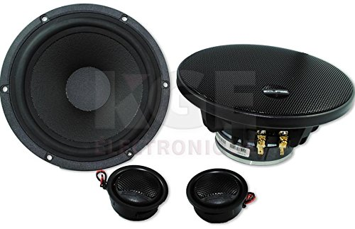 Eclipse SC8362 6.5-Inch 100 RMS 2 Way Audiophile Component Set 200 Watts Max