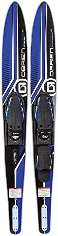 O'Brien Celebrity Combo Water Skis, Blue,