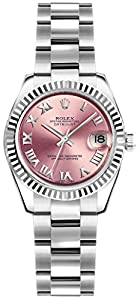Rolex Lady-Datejust 26 179174 Women's Luxury Watch