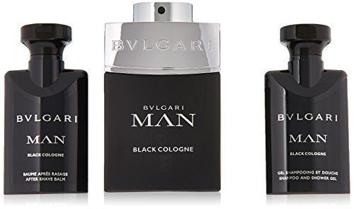 Bvlgari Man in Black 3 Piece Gift Set