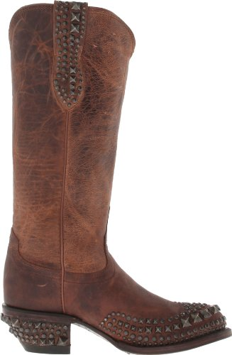 Lucchese Classiques Womens M4601.s82f Western Boot Arachide Fragile