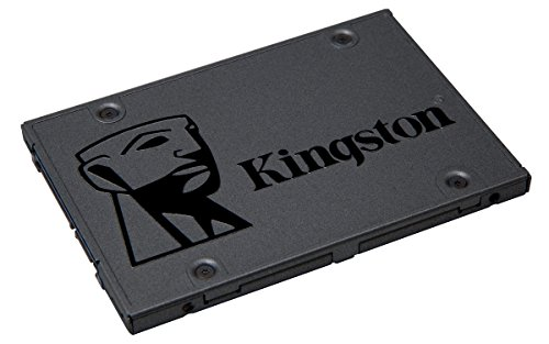 "Kingston Digital A400 SSD 960GB SATA 3 2.5"" Solid State Drive SA400S37/960G - Increase Performance"
