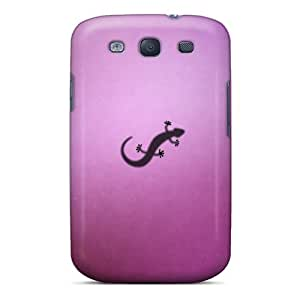 Defender Case For Galaxy S3, Shadow Gecko Pattern