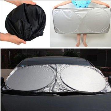Interior Accessories Sun Protection - Car Sunshade Front Rear Window Wind Shield Visor Cover Reflector