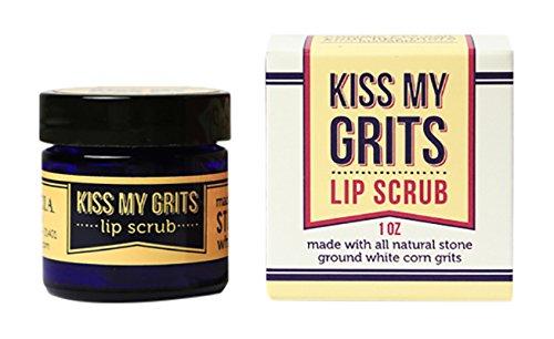 Salacia Salts Kiss My Grits Lip Scrub by Salacia Salts