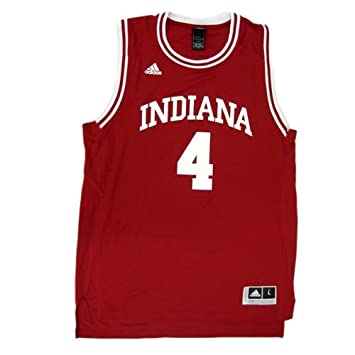 reputable site 4a8d4 cd412 Amazon.com : adidas Indiana Hoosiers Victor Oladipo #4 Youth ...