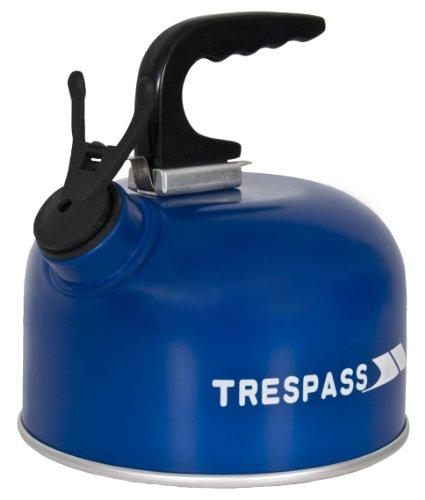 Trespass Boil Whistling Kettle - Blue, 1 ()