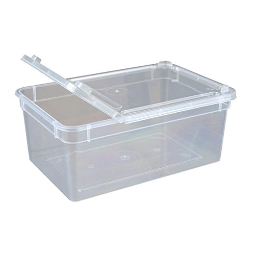 Boîte BraPlast, transparente - 24 x 7 x 18 cm Trixie 76292