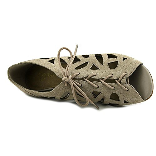 Pixie oxfords Women's 5 Camel Vita W Suede Cloud 9 Bella awWqAEnI