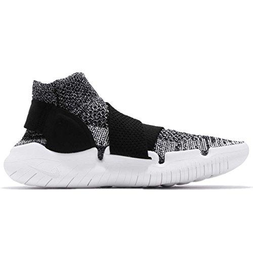 Femme Motion De White Noir W Running black 001 Nike 2018 Fk Free Rn Chaussures qHyAAxnztW