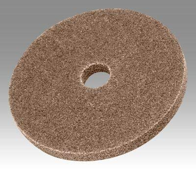 1/PK 3M Scotch-Brite 13784 EXL Unitized Wheel 6 in X 1/2 in X 1 in 8A MED // 7000000695 by APD-Incorporated