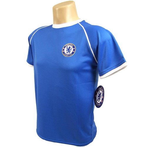 Chelsea Football Club Official Youth Soccer Jersey Sz S ()