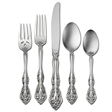Oneida Michelangelo 20-Piece Flatware Set, Service for 4