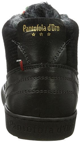 Pantofola d'Oro Men's Canaverse Uomo Fur Mid Hi-Top Trainers Black (Black .25y) cheap choice free shipping with paypal marketable cheap online quality outlet store 2014 newest for sale lmfnJH6E