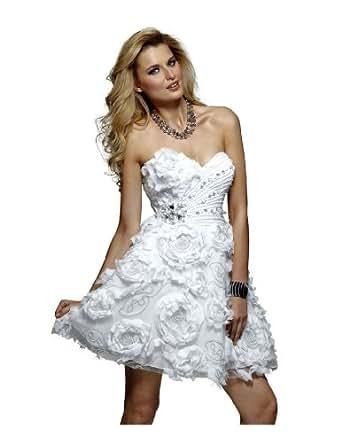 Clarisse Short Prom Dress 2014 at Amazon Women's Clothing
