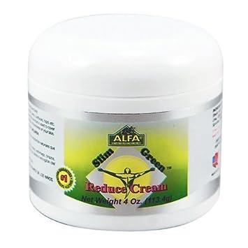 Crema alfa sirve para adelgazar
