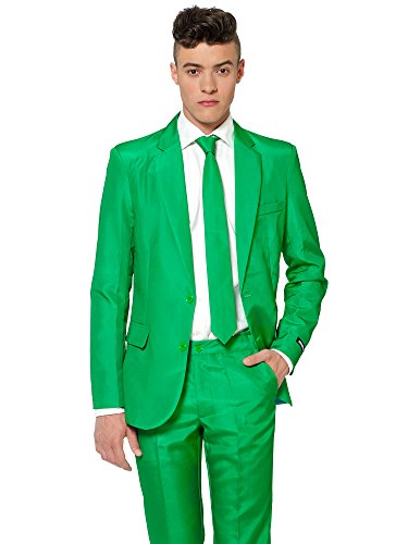 Suitmeister USA Themed Suits - Pants, Jacket & Tie -