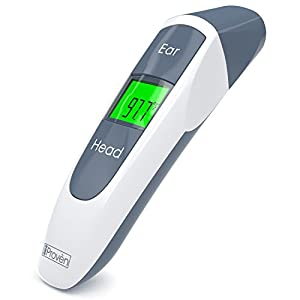 iProvèn DMT-316 Medical Ear Thermometer with Forehead Function - Professional Quality with Unmatchable Accuracy!