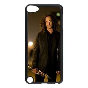 iPod Touch 5 Case Black Kenny G qkxt