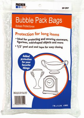 Amazon.com : All Boxes Direct #SP-297 6PK 7.25x11 Bubble Bag ...