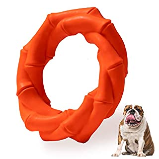 MewaJump Dog Toys for Aggressive Chewers Large Breed Durable Large Dog Chew Toys Indestructible Tough Dog Toys for Large Dogs,Super Chewers Dog Toys Great for Interactive,Training and Teething