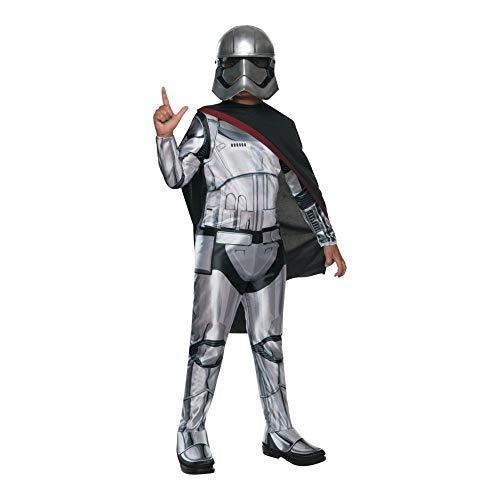 Boy's Star Wars: The Force Awakens(TM) Captain Phasma Costume - Medium]()