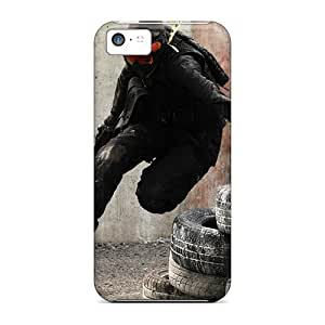 Shock-dirt Proof Paintball Cases Covers For Iphone 5c