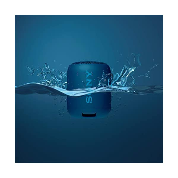 Sony SRS-XB12 Enceinte Portable Bluetooth Extra Bass Waterproof - Bleu 3