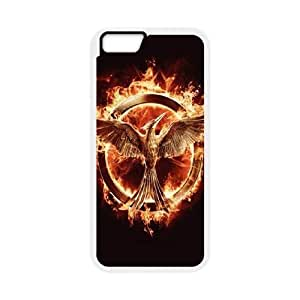 hunger games iPhone 6 Plus 5.5 Inch Cell Phone Case White DIY TOY xxy002_909154