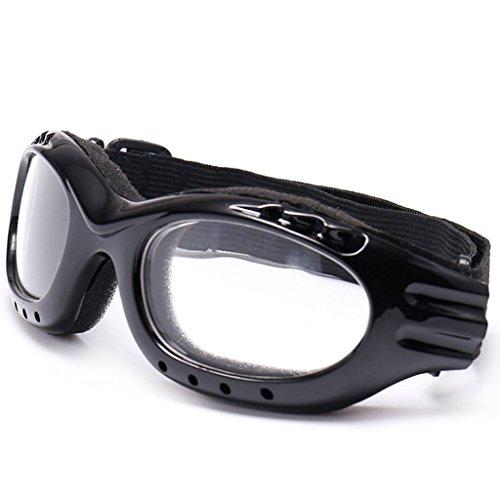 Prueba y Polvo Ciclismo a PC de C Prueba Material Gafas esquí explosiones de Impermeable a AXxgn