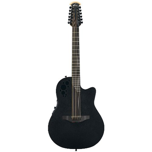 Ovation Elite T 2058TX 12-string Acoustic-electric Guitar, B