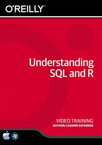Understanding SQL and R - Training DVD (Sql Training Dvd)